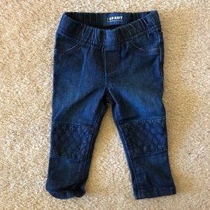Old Navy Skinny Moto Jeggings